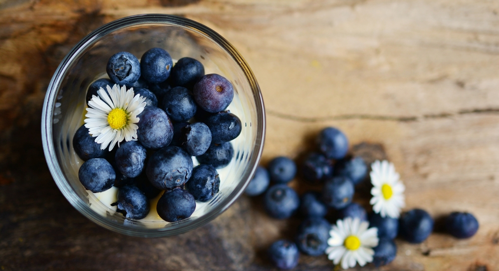 Blueberries – the Pigmented Miracle!